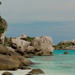 Granit Boulders at Similan Islands National Park