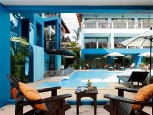 Khao Lak Diamond Beach resort - Pool Access Room