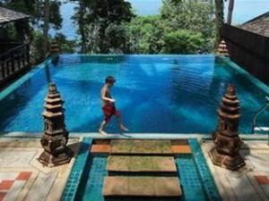 Pool Baan Krating Khao Lak Resort