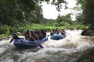 Khao Lak ATV & White Water rafting Adventure