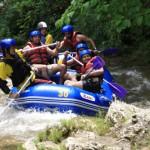 Khao Lak: escursioni rafting sulle rapide