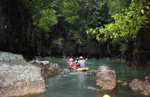 Sea Canoe Phang Nga Bay - Hong Island