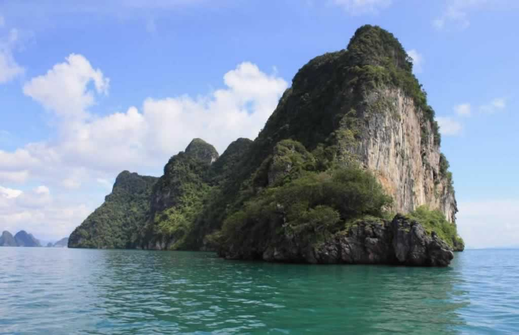 Sea Canoe Phang Nga - Islands