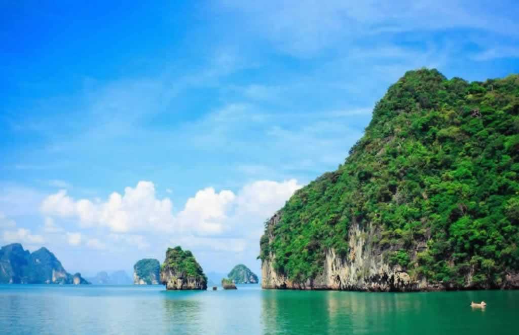 Sea Canoe Phang Nga -The Phang Nga Bay