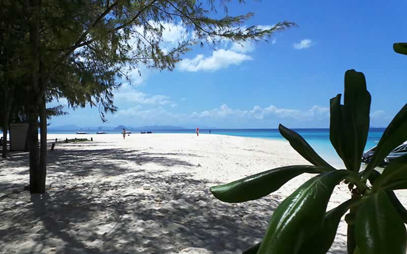 Phi Phi Islands Khao Lak Tours - Bamboo Island