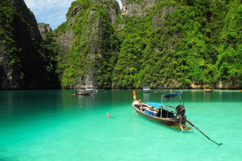 Phi Phi Islands Khao Lak Tours - Dream Lagoon