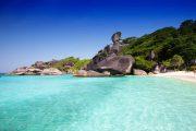 Similan Island Donald Duck Bay
