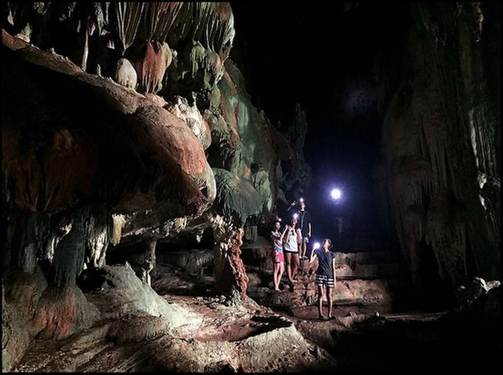Phang Nga Bay Caves & Sea Canoe - Cave Exploration