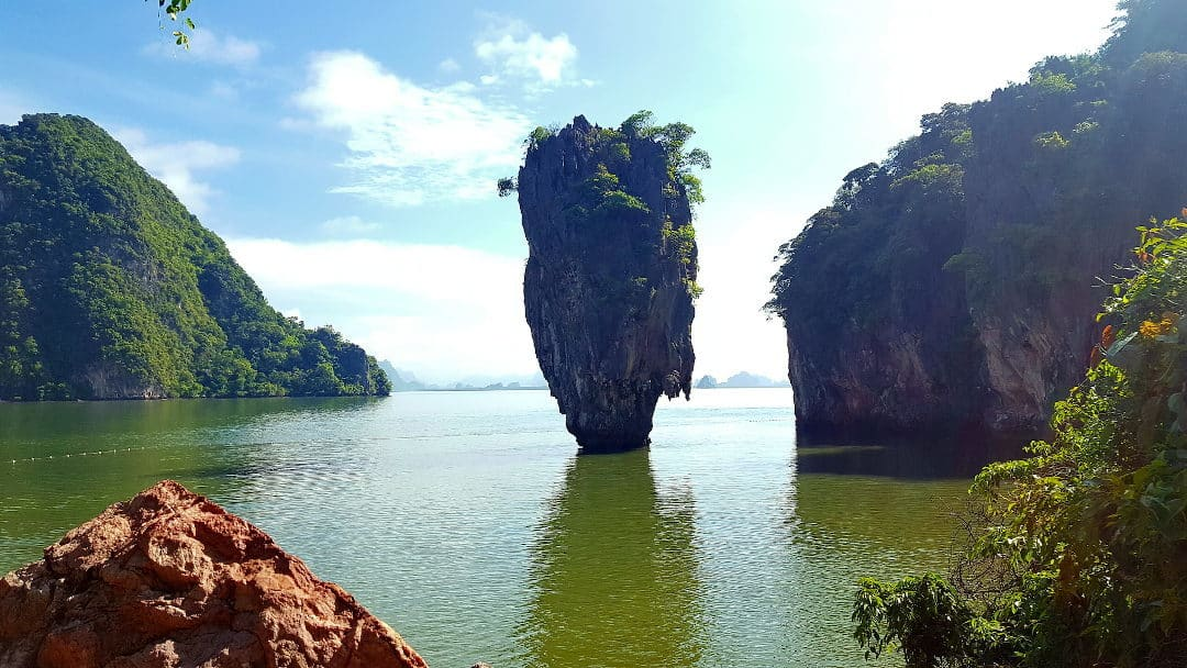 James Bond Island, Phang Nga Bay Khao lak Tour